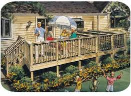 deck plans ideas