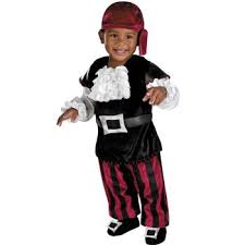 baby pirate costumes