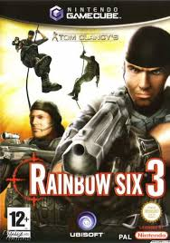 rainbow six gamecube