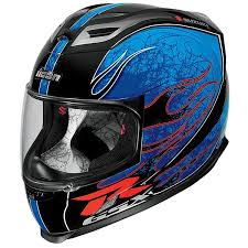 icon gsxr helmet