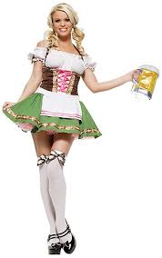 beer maid costumes