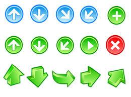 arrow icons free