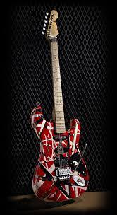 van halen replica guitars