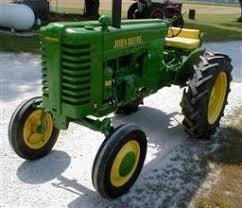 john deere m tractors