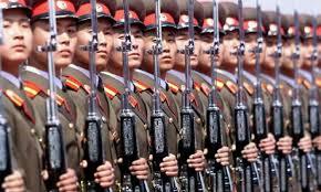 north korea military weapons