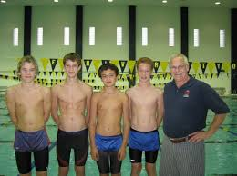 boys swimmers