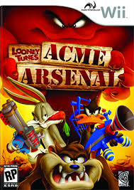 looney tunes video game