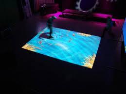 interactive floors