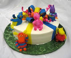 backyardigans cake decorations