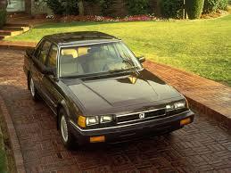 honda accord 1985