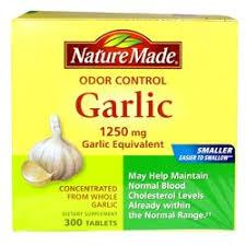 garlic product