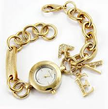 armani charm bracelet