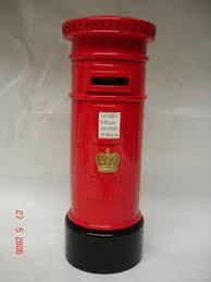 british post boxes