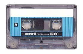 maxell cassette tape
