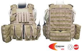 ranger armor vest