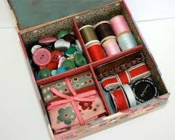 how to sew a box