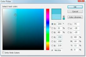 color effects photoshop