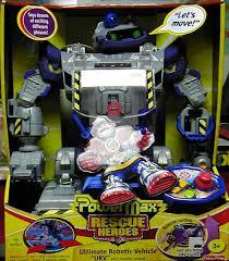 rescue hero robot