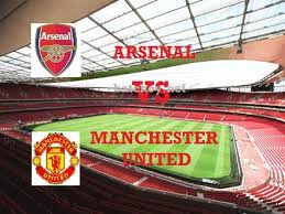arsenal vs manchester united 2008
