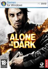 alone in the dark video game