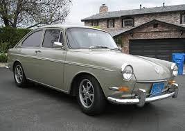 1969 vw fastback