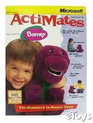 barney actimates