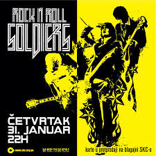 rock n roll soldiers