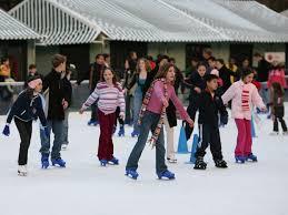 ice skating photos