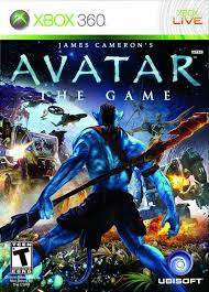 avatar game xbox 360