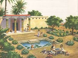 house in ancient egypt