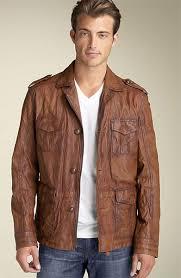 leather jacket hugo boss