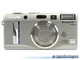 fuji film f700