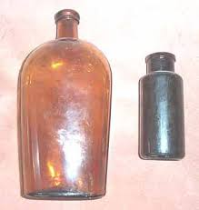 pictures of old bottles