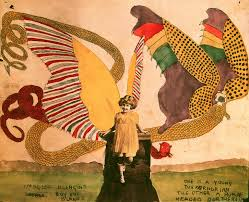 henry darger realms of the unreal