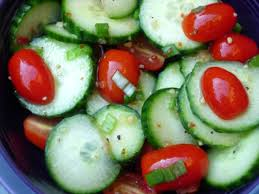cucumbers recipes