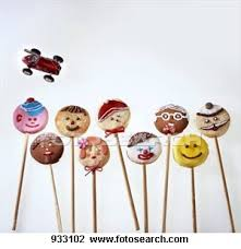 home made lollipops