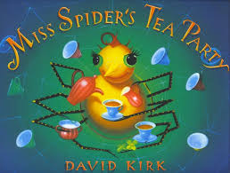 miss spiders