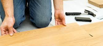 floor install