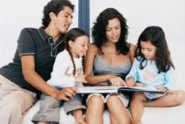 hispanics family