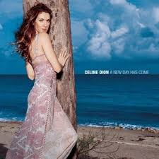 celine dion a new day has come cd