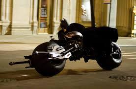 dark knight batpod