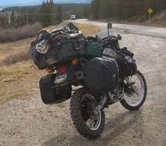 klr650 luggage