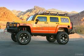 hummer h3 suspension