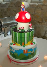 mario cake toppers