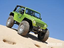 jeep wrangler jk wheels