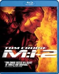mission impossible 2 blu ray