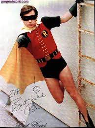 batman burt ward