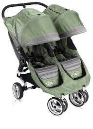 baby jogger city mini green
