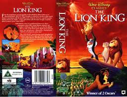 the lion king video