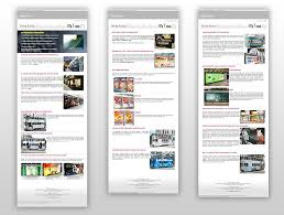 newsletter layout